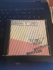 Aerosmith Live Bootleg CD Columbia CK 57365