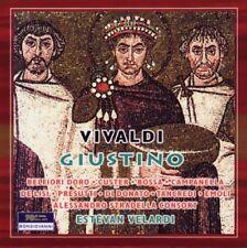 Antonio VIVALDI / Giustino / (4 CD) / Neuf