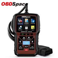 OBDII Scanner Check Engine Light Live Data I/M Readiness Automotive Code Reader
