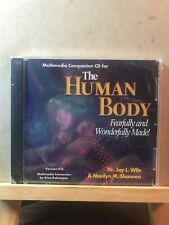 The Human Body Fearfully & Wonderfully Made Jay L Wile Version 9.0 Companion CD