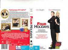 Four Holidays-2008-Vince Vaughn-Movie-DVD