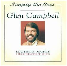 Southern Nights: Greatest Hits by Glen Campbell (CD, Jun-1995, DJ Specialist)