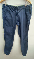 Men's Trousers 38 Blue Tom Tailor Chinos MM1503x