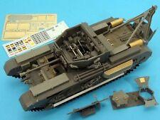 1/35th Accurate Armour British Churchill ARV Mk-II with interior