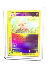 SLOWKING - 34/147 - Aquapolis - Reverse Holo - Pokemon Card - NM