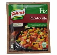 4 x Bag Knorr Fix Ratatouille - New & Fresh from Germany !