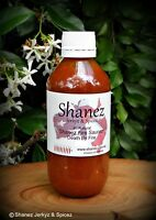 Carolina Reaper 'Death by Fire' Sauce Chilli Shanez  120ml ( Hot Sauce )