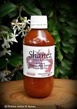 Ghost 'Death by Fire' Sauce Chilli Shanez  120ml ( Hot Sauce )