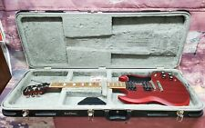 Epiphone SG Worn Cherry Electric Guitar Missing Back w Seymour Duncan & Case