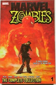 MARVEL ZOMBIES THE COMPLETE COLLECTION VOL 1~ PREMIERE TPB NEW OOP
