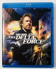The Delta Force (Blu-ray Disc, 1986) Chuck Norris