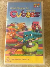CUBEES Boingles and Wigglewams - VHS Movie