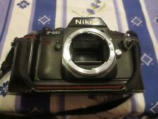 Nikon f-301 body only