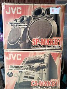 2004 BRAND NEW JVC MXKB1  VINTAGE BOXED & SEALED VERY RARE SOUND SYSTEM