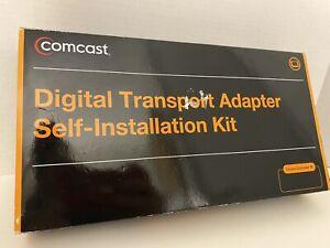 Comcast Xfinity Digital Transport Adapter (DTA) Kit - NEW IN BOX - FREE SHIP