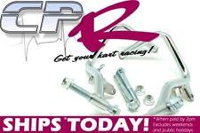 Go Kart Pedals Brake & Accelerator PAIR + Backstops Pedal Pins Brand New PEDC01