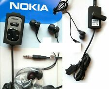 New Hands Free Stereo Nokia HS-20 with Adaptor AD-41