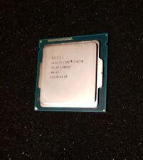 Intel Core i7-procesador de 4770 3.40ghz.