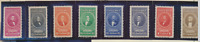 """Costa Rica Stamps Scott #C81 To C91A, Mint Hinged Complete Set With """"A/B"""" Issues"""