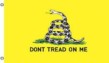 Don't Tread on Me Grommet Flag Gadsden Patriotic 3' x 5' Briarwood Lane