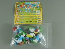 Hpf : Smurfs 2008 - Complete Package + all Bpz