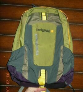 PATAGONIA Yerba 22L BACKPACK Embroidered Smithsonian Channel Logo Employee Promo