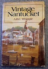 1978 VINTAGE NANTUCKET ISLAND Massachusetts ABC WHIPPLE History QUAKERS Ack