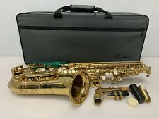Hazelton Saxophone w/ Zippered Storage Case