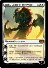 AJANI, CALLER OF THE PRIDE M13 Magic 2013 MTG White Planeswalker MYTHIC RARE Cat