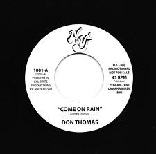 Northern Soul 45 - Don Thomas/Roy Dawson - Come On Train - NUVJ - Reissue