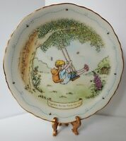 """Winnie the Pooh Vintage Collector Display Plate """"Together We Can Touch The Sky"""""""