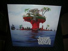 GORILLAZ **PLASTIC BEACH **BRAND NEW RECORD LP VINYL