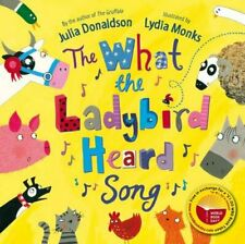 The What the Ladybird Heard Song (Wbd 2012) by Donaldson, Julia Book The Cheap