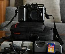 Canon Power-Shot G10 14.7 MP Digital Camera Kit