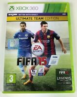 FIFA 15 Ultimate Team Edition Xbox 360 BRAND NEW AND SEALED FAST FREE SHIPMENT