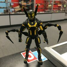 Hasbro Marvel Legends Studios Ten Years Yellow Jacket Figure Exclusive