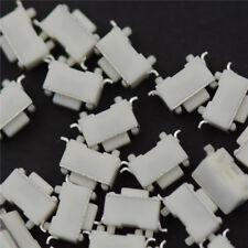 50Pcs/lot 3x6x4.3MM 2PIN Tactile Tact Push Button Micro Switch Self-reset~QA