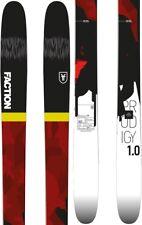 Faction Prodigy 1.0 SKI seulement SKIS 176cm noir/rouge/blanc 2018