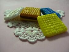 Square cookie silicone mold fondant cake decorating APPROVED FOR FOOD