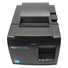 Star Micronics Tsp143iiibi Receipt Printer Bluetooth Grey Us New