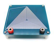 Triangular scalar wave coil module, Tesla antenna for Lakhovsky MWO