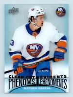 2018-19 Upper Deck Tim Hortons Clear Cut Phenoms Mathhew Barzal #CC3