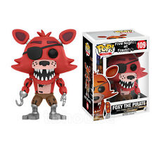 FOXY THE PIRATE vinyl figure FIVE NIGHTS AT FREDDY'S funko POP! GAMES fnaf video