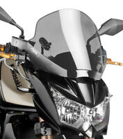 PUIG SCREEN TREND BMW G310 R 16-18 LIGHT SMOKE