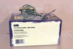 BRITAINS 17227 AMERICAN CIVIL WAR UNION CANNON TACTICAL SCENES BOXED nv