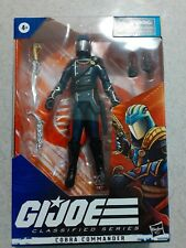 Hasbro G.I. Joe Classified Series Cobra Commander Figure New MOC