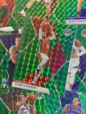 2019-20 NBA Mosaic Vet Green *Pick Your Player*