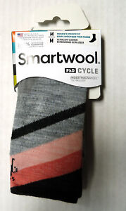 New Women`s SmartWool PhD Cycle Ultralight Socks Merino Wool, Crew