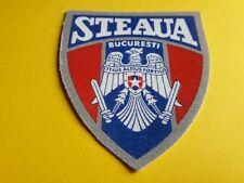 STEAUA BUCAREST ROMANIA STEMMA BADGE SIMIL RASO ORIGINALE INIZIO ANNI 90