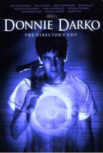 Donnie Darko Movie POSTER 27 x 40, Jake Gyllenhaal, Jena Malone, C